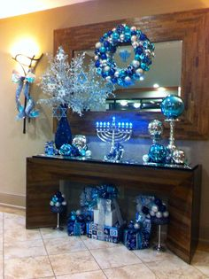 New Albany, Ohio Hanukkah celebrations